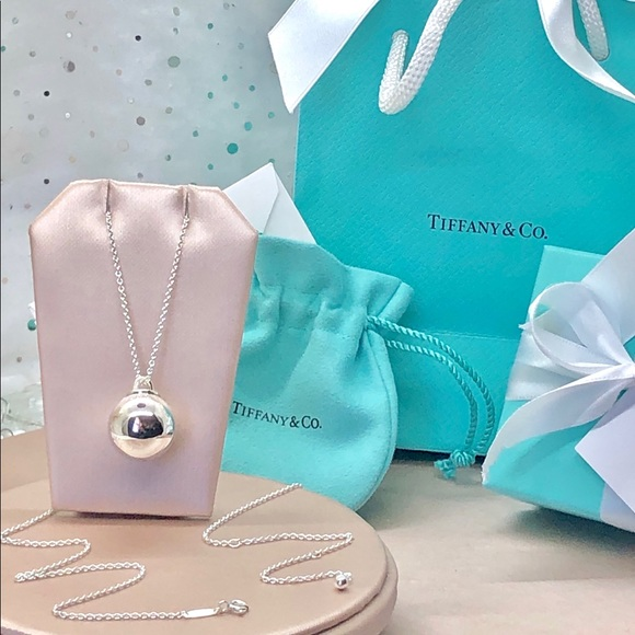 4c519246d Tiffany HardWear 19mm Sterling Silver Ball Pendant.  M_5c60767b4ab633550bd7c835